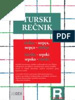 TURSKO SRPSKI REČNIK