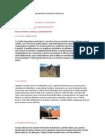 Ficha de Invent a Rio Patrim Peru