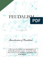 Feudalilsm