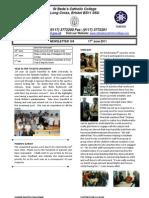 Newsletter 124 17.06.11