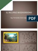 6 EL RECURSO BIODIVERSIDAD