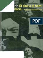 Morin, Edgar - El Cine o El Hombre Imainario
