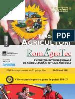 Expozitia Internationala de Agricultura si Utilaje Agricole - RomAgroTec 2011