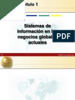 Sistemas de Infromacion en los negocios actuales globales