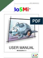 BoSMi User Manual Vers.0.4 [RoboToys]