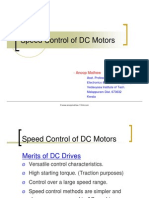 Ctrl of DC Drives