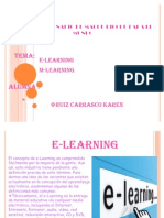 e Learning-m Learning