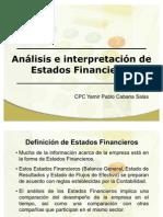 Semana 1 Estados Financieros