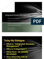 Dr. Chaisri Supornsilaphachai - Integrated Disease Management