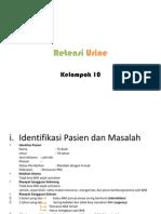 Retensi Urine PKL