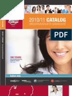 Baker Catalog 2010-2011