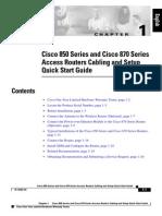 Cisco and Series Setup Guide