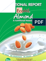 EcoMil Nutritional Report
