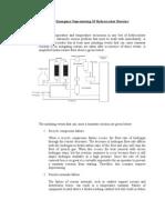 Emergency Depressurization of Hydro Cracker Reactors