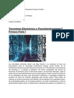 Terrorismo Electrónico primera parte I