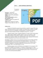Argentina Proiect La Sist Economice Comparate Examen Pe 8 Iunie