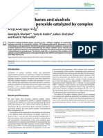 2010_Oxidation of Alkanes and Alcohols With Hydrogen Peroxide Catalyzed by Complex Os3(CO)10(-H)2