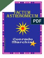 Hecho Astronomico (Factum Astronomic Um) - Conrad Marchini (1)