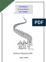 04Extrait Techniques d Analyse Des Polymeres