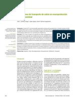Mecanismos de transporte de calcio en neuroprotección