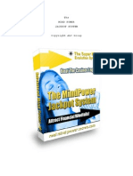 The MindPower Jackpot System