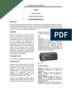 Barbecho Cautomatico PLC 30-05-11