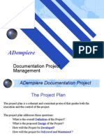 ADempiere Doc Project