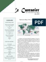 Cancanier 2011