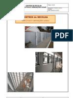 Dgv Centros de recolha Objectivos Obrigações legais