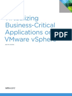 AST-0033345 Virtualizing Business-Critical Applications on VMware vSphere