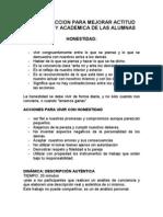 CURSO DE INDUCCIÓN-VALORES