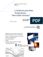 Materiais Cerâmicos para Altas Temperaturas - Guilherme Lenz - PMT POLI USP