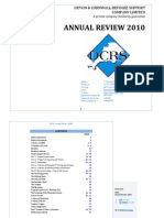 DCRS Annual Review 2010