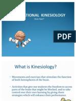 Educational Kinesiology