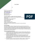 UT Dallas Syllabus for ed4352.581.11u taught by Angela McNulty (mcnulty)