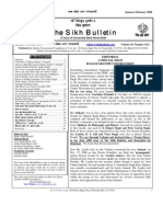 Sikh Bulletin Jan-Feb2008 (Special Issue on Dasam Granth)