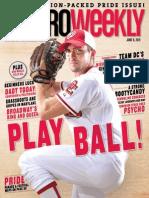 Metro Weekly - 06-09-11 - Play Ball