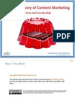 A Brief History of Content Marketing - eBook
