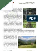 Crónica Cosgaya a Potes