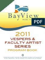 Program Book - Composite