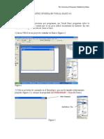 Matriz Inversa en Visual Basic 6