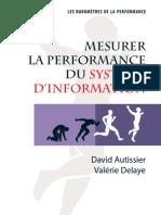 Mesurer la performance du système d'information