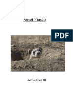 Ferret Fiasco