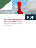 New-PerceptionDE Emotionen wahrnehmen und deuten