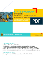Kazakhstan Program for Accelerated Industrial-Innovative Development