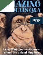 DK-Amazing Animals Q & A
