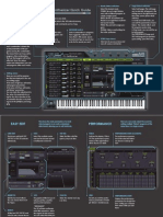 M1 Software Synthesizer Quick Guide