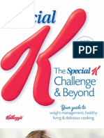 The Special K Challenge and Beyond