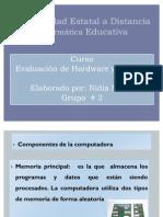 presentación individual