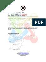 Joomla 16 Con Social Media